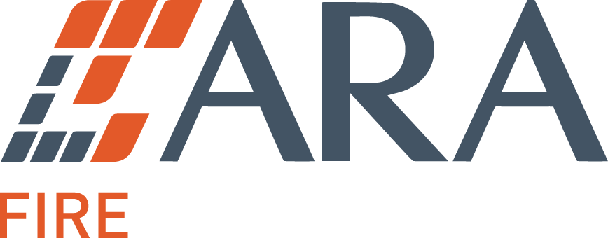 ARA Fire Mobile Logo